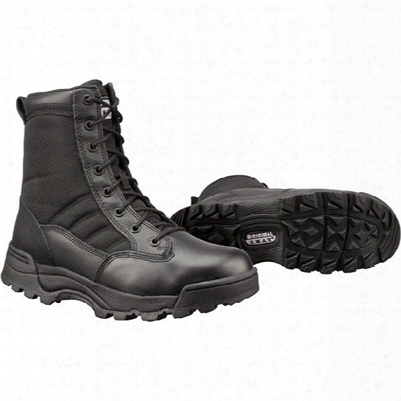 "Original S.w.a.t. 9"" Classic Boots, Men's, 10.5, Black, Medium - Carbon - Male - Included"