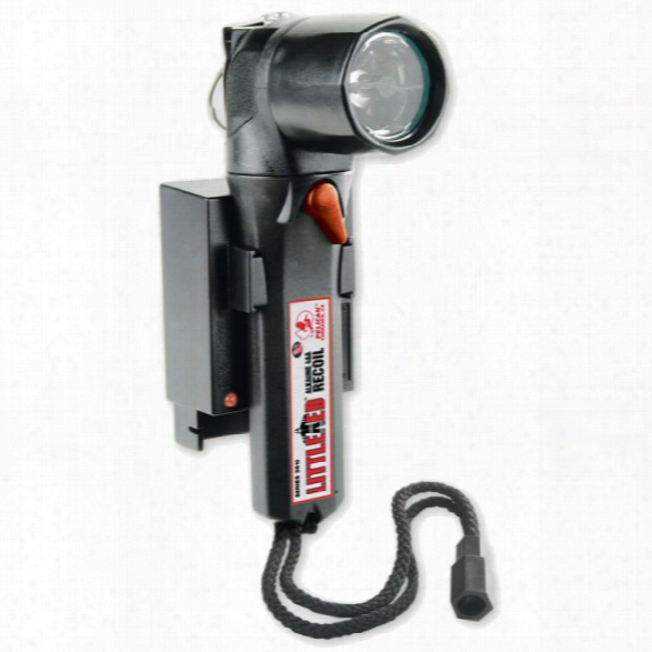 Pelican Little Ed Led Recoil Flashlight, Black - Smoke - Male - Included