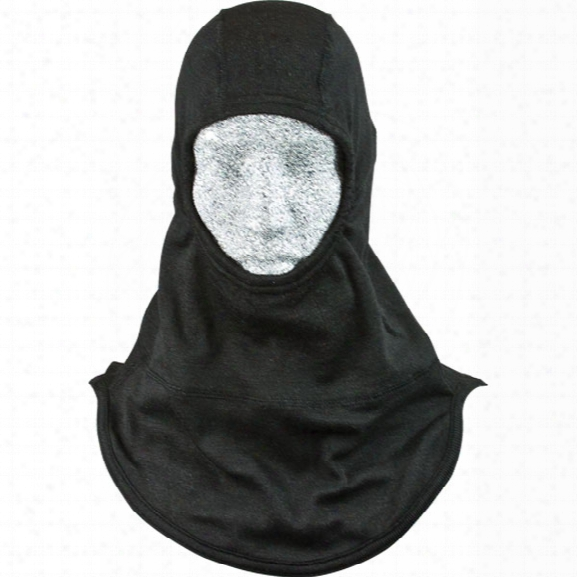 Pgi Cobra Elite Sure-fit Style Hood, Carbon Shield, Black - Carbon - Male - Included