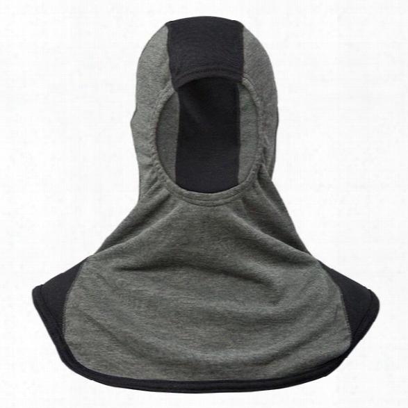 Pgi Cobra™ Nextgen™ Hood, Para-tek Fr Tri-blend, Color Blocked (black/grey) - White - Unisex - Included