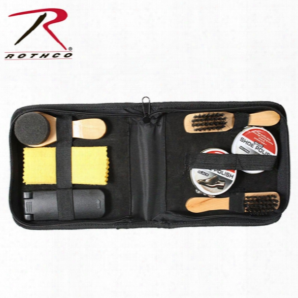 Rothco Shoe Care Kit - Yellow - Male - Included
