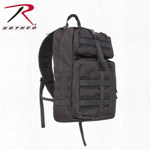 Rothco Tactisling Transport Pack, Black - Black - Male - Included