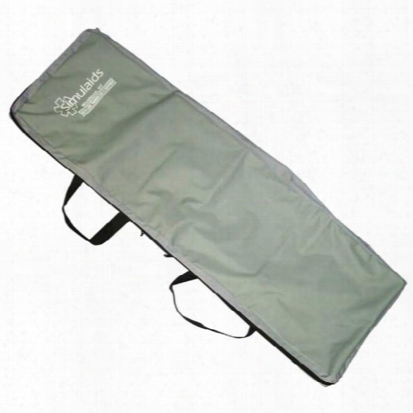 Simulaids Carry Storage Bag For Full Bodied Manikin - Unisex - Excluded