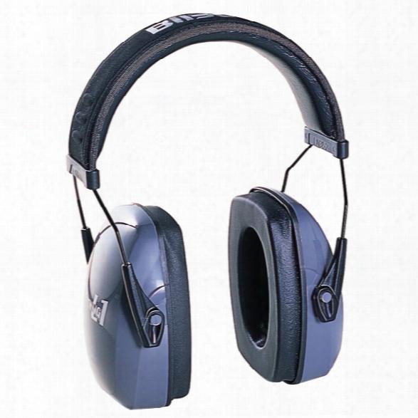 Sperian L1 Leightning Slimline Earmuff, Nr 25db - Male - Included