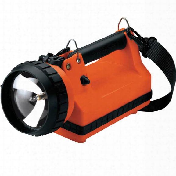 Streamlight Litebox Vehicle Mount, 12v, Orange - Orange - Male - Included
