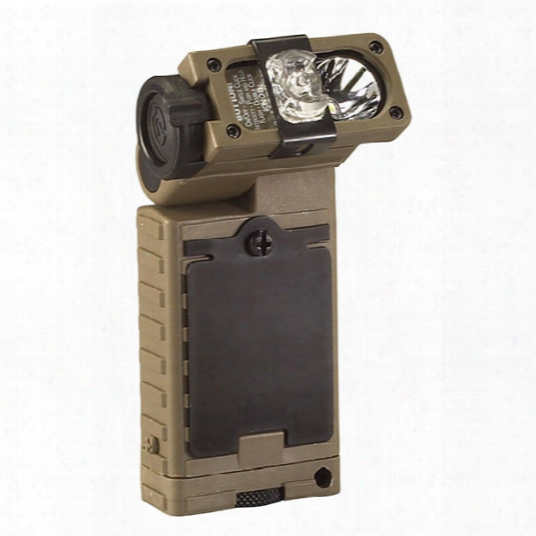 Streamlight Sidewinder® Rescue Kit W/ Molle Retainer & Paracord - White - Male - Included