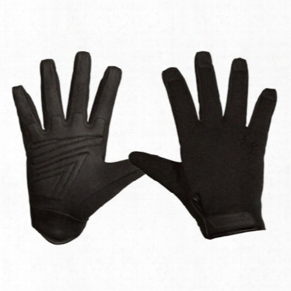 Strongsuit Gloves Weathermaster Tac Glove, Black, Medium - Black - Male - Included