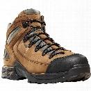 "Danner 453 5.5"" Waterproof Hiking Boot, Dark Tan, 10.5D - Tan - male - Included"