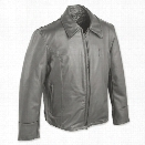 Taylors Leatherwear Cleveland Leather Jacket, Black, 2X Long - Black - male - Included