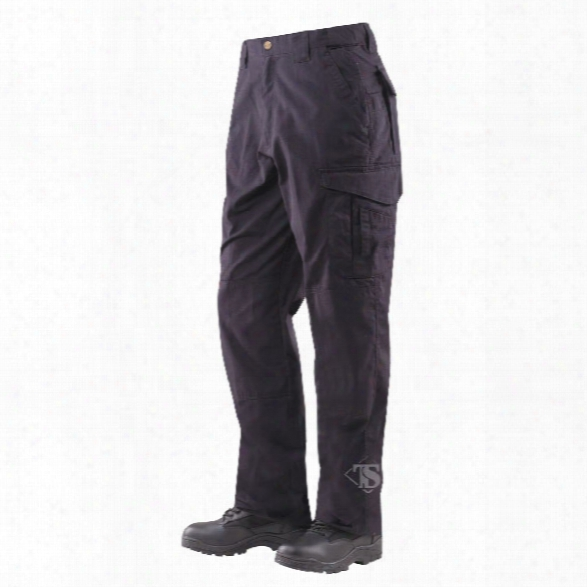 Tru-spec 24-7 Ems Pants, Navy, 28u - Brass - Male - Included