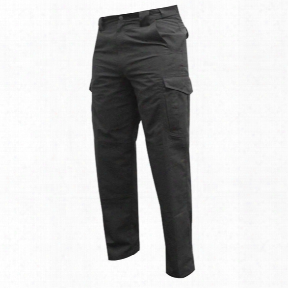 Tru-spec 24-7 Series Ascent Pant, Black, 28 - Brass - Male - Included