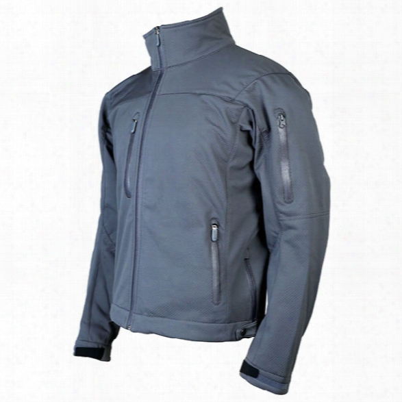 Tru-spec 24-7 Series Raptor Jacket, Grey, 2x-large - Gray - Male - Included