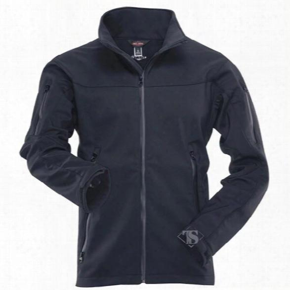 Tru-spec 24-7 Tactical Softshell Jacket, Black, 2x-large - Black - Male - Included