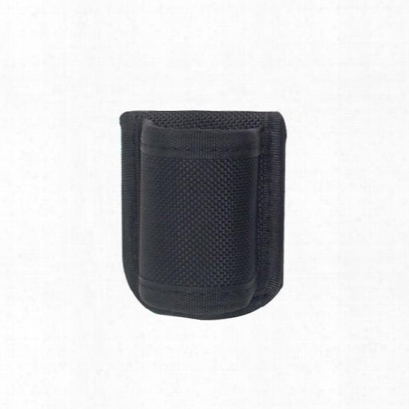 Tru-spec Compact Flashlight Holder, Black - Black -  Unisex - Included