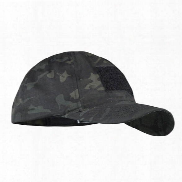 Tru-spec Contractor Cap - Black - Male - Included