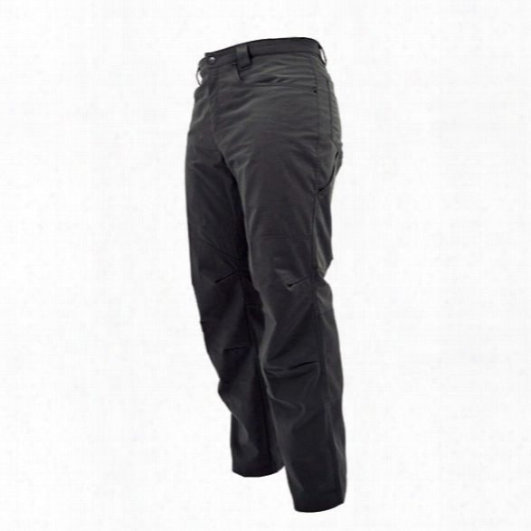 Tru-spec Eclipse Tactical Pant, Nylon, Black, 40 Waiist 32 Inseam - Brass - Male - Included