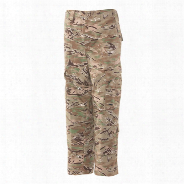 Tru-spec Tru Pant, Nylon/ctn Rip-stop, All Terrain Tiger, 2x-large Long - Camouflage - Male - Included