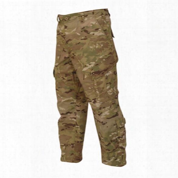 Tru-spec Tru Pants P/c R/s Woodland Digital 2xl Regular - Camouflage - Male - Included