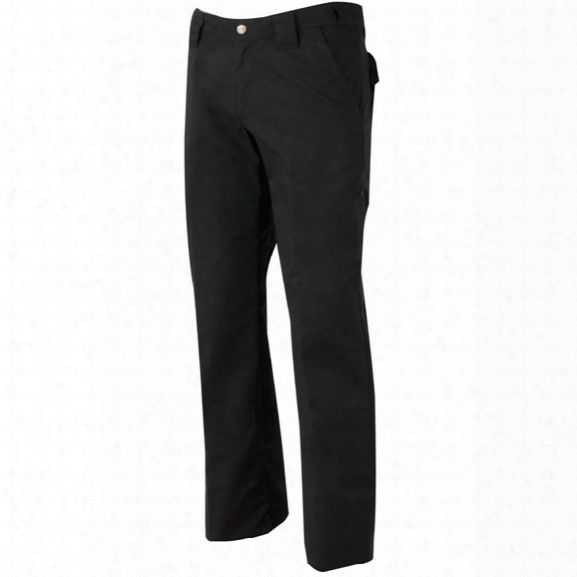 Tru-spec Womens 24-7 Classic Pant, Poly/ctn Ripstop, Navy, 0 Unhemmed - Brass - Male - Included