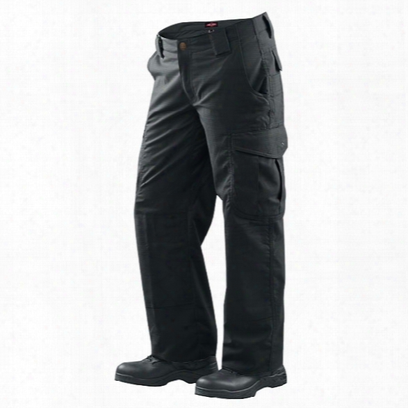 Tu-spec Womens 24-7 Series Ascent Pant, Black, 0 - Brass - Male - Included