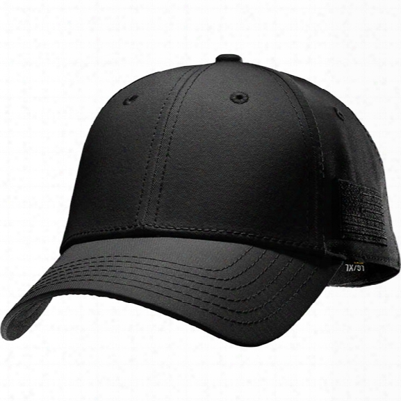 Under Armour Friend Or Foe Stretch Cap, Black, Lg/xl - Black - Male - Excluded