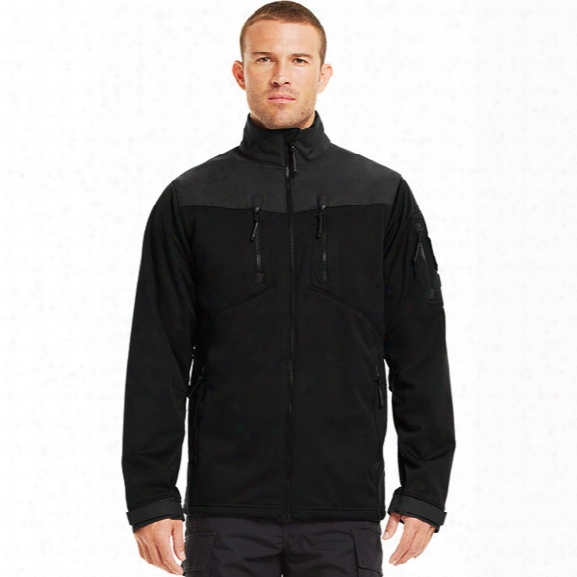 Under Armour Tactical Gale Force Jacket, Black, 2x-large - Blacl - Male - Excluded