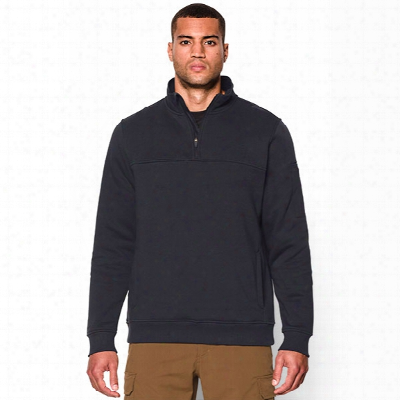 Under Armour Tactical Job Fleece 2.0, Dark Navy Blue, 3x-large - Blue - Male - Excluded