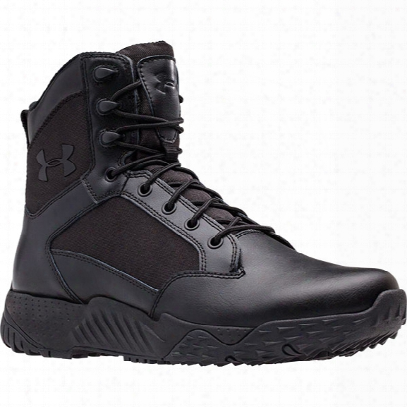Under Armour Tactical Stellar Boot, Black, 10 - Black - Male - Excluded