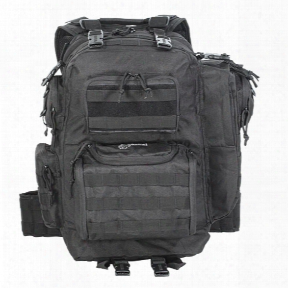 Voodoo Tactical Matrix Pack, Black - Black - Male - Included