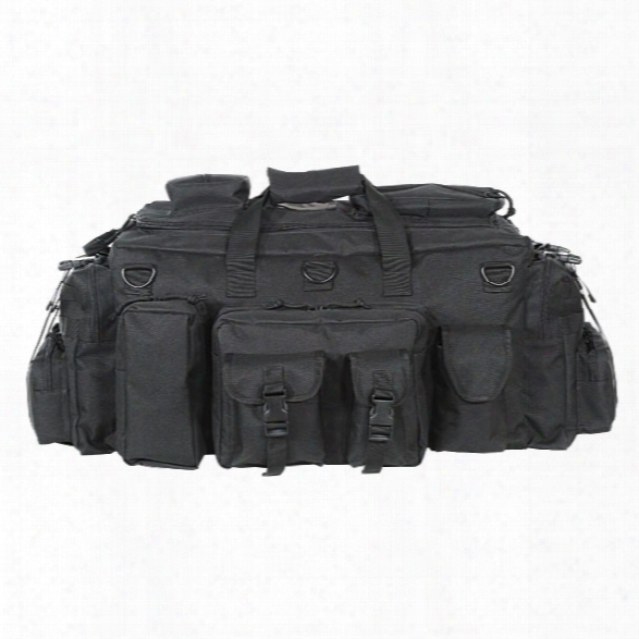 Voodoo Tactical Mini Mojo Load-out Bag, Black - Clear - Male - Included