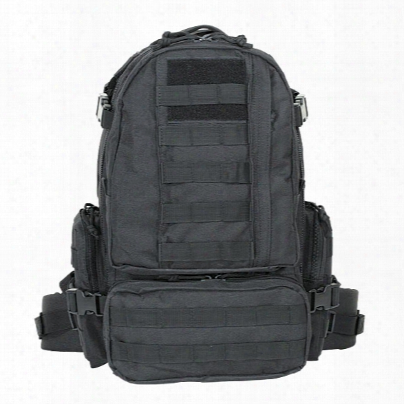 Voodoo Tactical Mini Tobago Pack, Black - Black - Male - Included