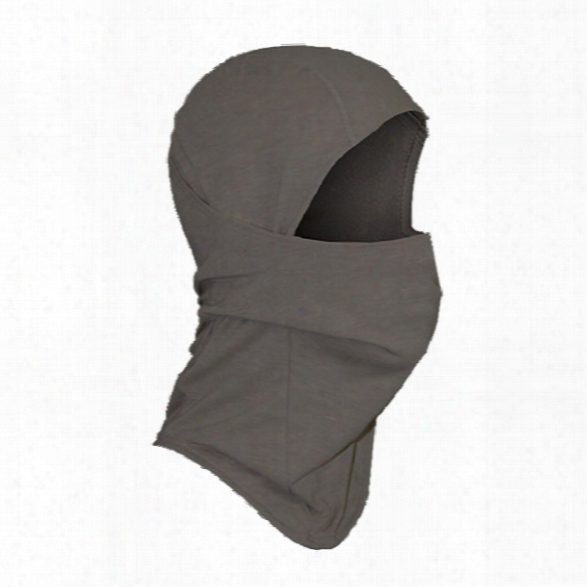 Xgo Fr 2-piece Balaclava, Charcoal, One Size - Gray - Male - Included