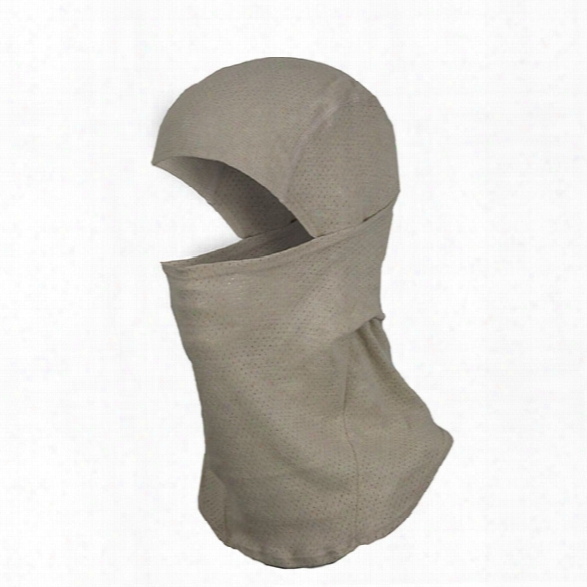 Xgo Fr 2-piece Mesh Balaclava, Desert Sand, One Size - Tan - Male - Included
