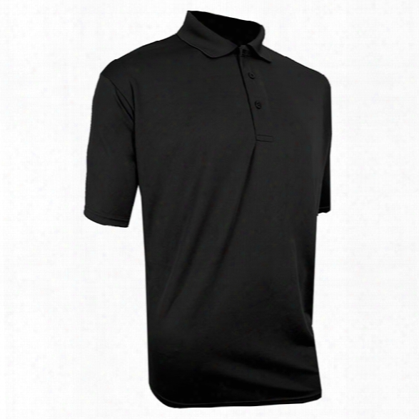 Xgo Phase 1 Performance Polo, Black, Large - Black - Male - Included