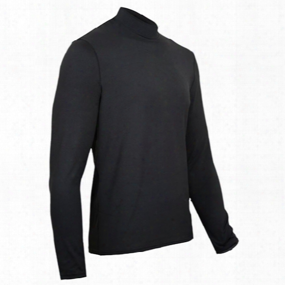 Xgo Phase 3 Tactical Ls Mock,  Black, Large - Black - Male - Included