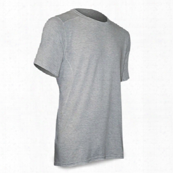 Xgo Power Skins Relaxed T-shirt, Grey Heather, Medium - Gray - Male - Included