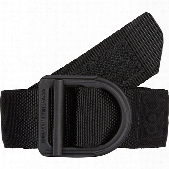 """5.11 Tactical 1-3/4"""" Operator Belt, Xx-large (44"""" - 46""""), Black - Black - Male - Excluded"""