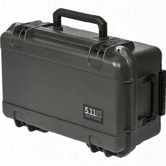 5.11 Tactical 1750 Hard Case W/foam, Double Tap - Male - Excluded
