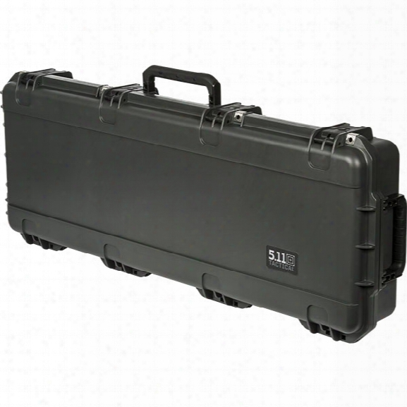 5.11 Tactical 42 Hard Case W/foam, Double Tap - Male - Excluded