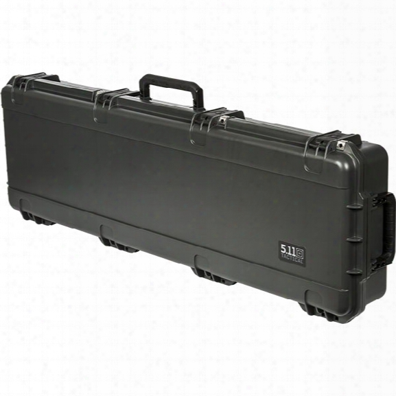 5.11 Tactical 50 Hard Case, Double Tap -male - Excluded