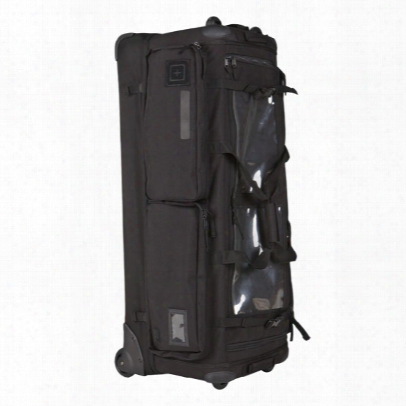 5.11 Tactical Cams 2.0 Bag, Black - Black - Male - Excluded
