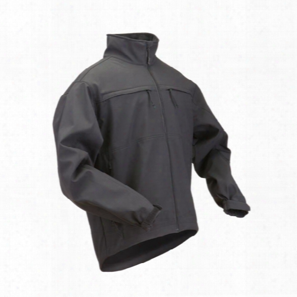 5.11 Tactical Chameleon Softshell Jacket, Black, 2xl - Black - Male - Excluded