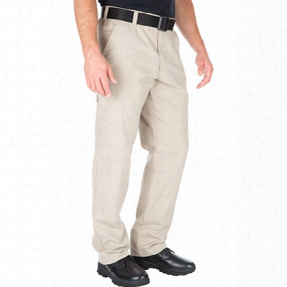 5..11 Tactical Covert Cargo Pants, Khaki, 30/30 - Khaki - Male - Excluded