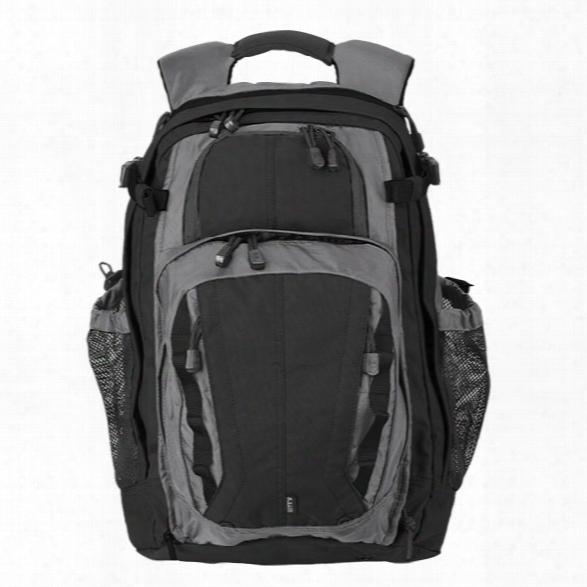 5.11 Tactical Covrt 18 Backpack, Asphalt & Black - Black - Male - Excluded