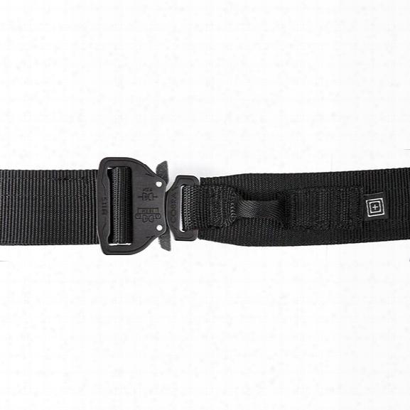 5.11 Tactical Maverick Assaulters Belt, Black, 2xl - Black - Female - Excluded