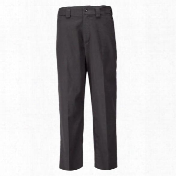 5.11 Tactical Mens Pdu Class A Twill Pant Black 30 Waist Unhem - Black - Male - Excluded