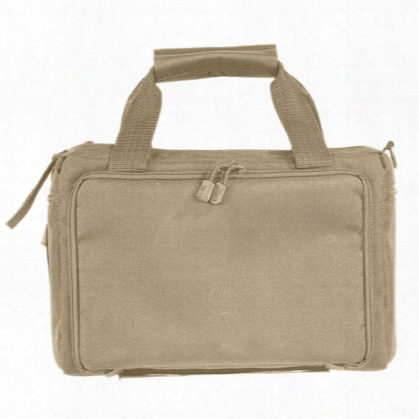 5.11 Tactical Range Qualifier Bag, Sandstone - Gray - Male - Excluded