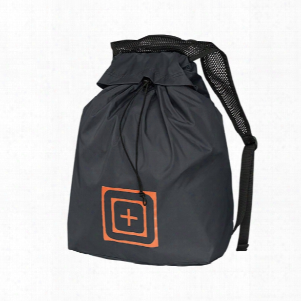 5.11 Tactical Rapid Excursion Pack, Double Tap Black - Black - Unisex - Excluded