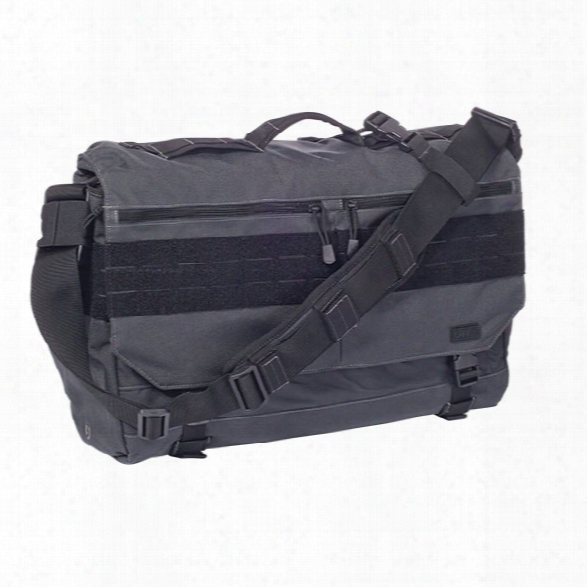 5.11 Tactical Rush Delivery Xray Messenger Bags, Double Tap - Double Tap - Male - Excluded