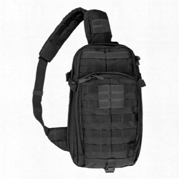 5.11 Tactical Rush Moab10 Bag, Black - Black - Male - Excluded